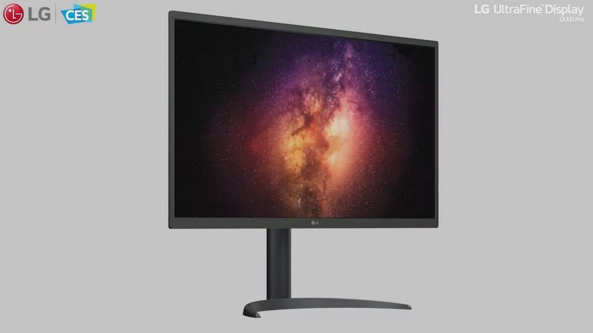 LG OLED monitor