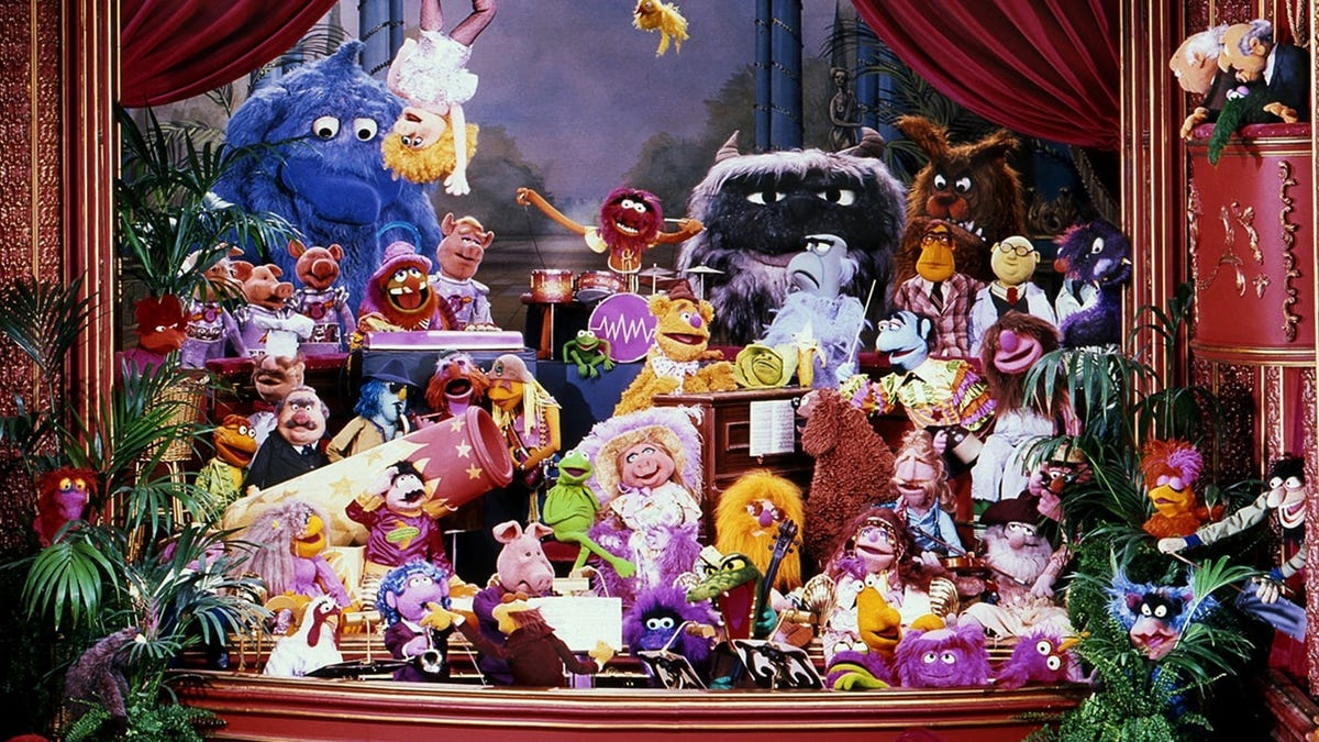 Muppet Show promotional image