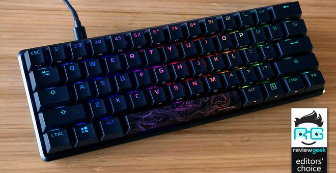 HyperX Alloy Origins 60 Review: The Best Tiny Keyboard for Gaming on the Go