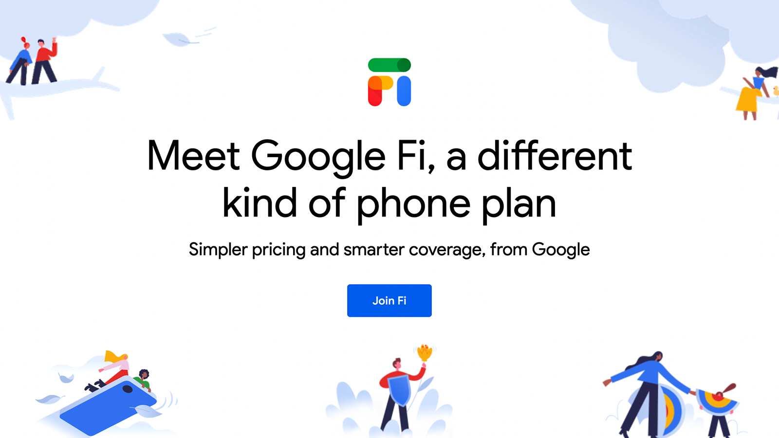 <p>Save 50 Percent on Three Months of Google Fi Unlimited for New Accounts or Lines thumbnail
