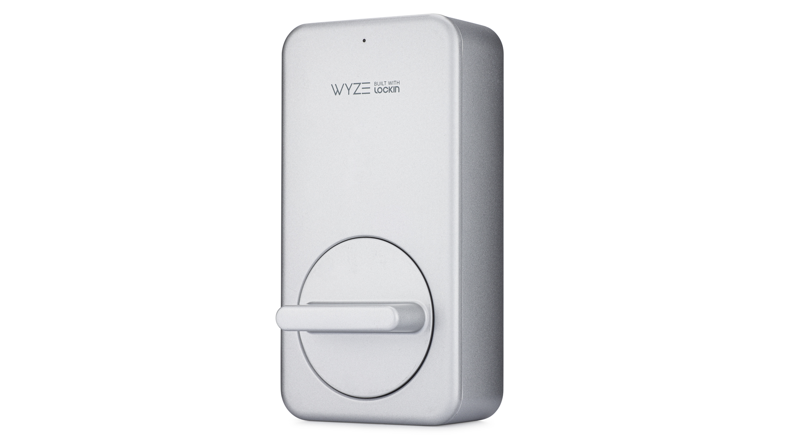 A photo of the Wyze smart lock.