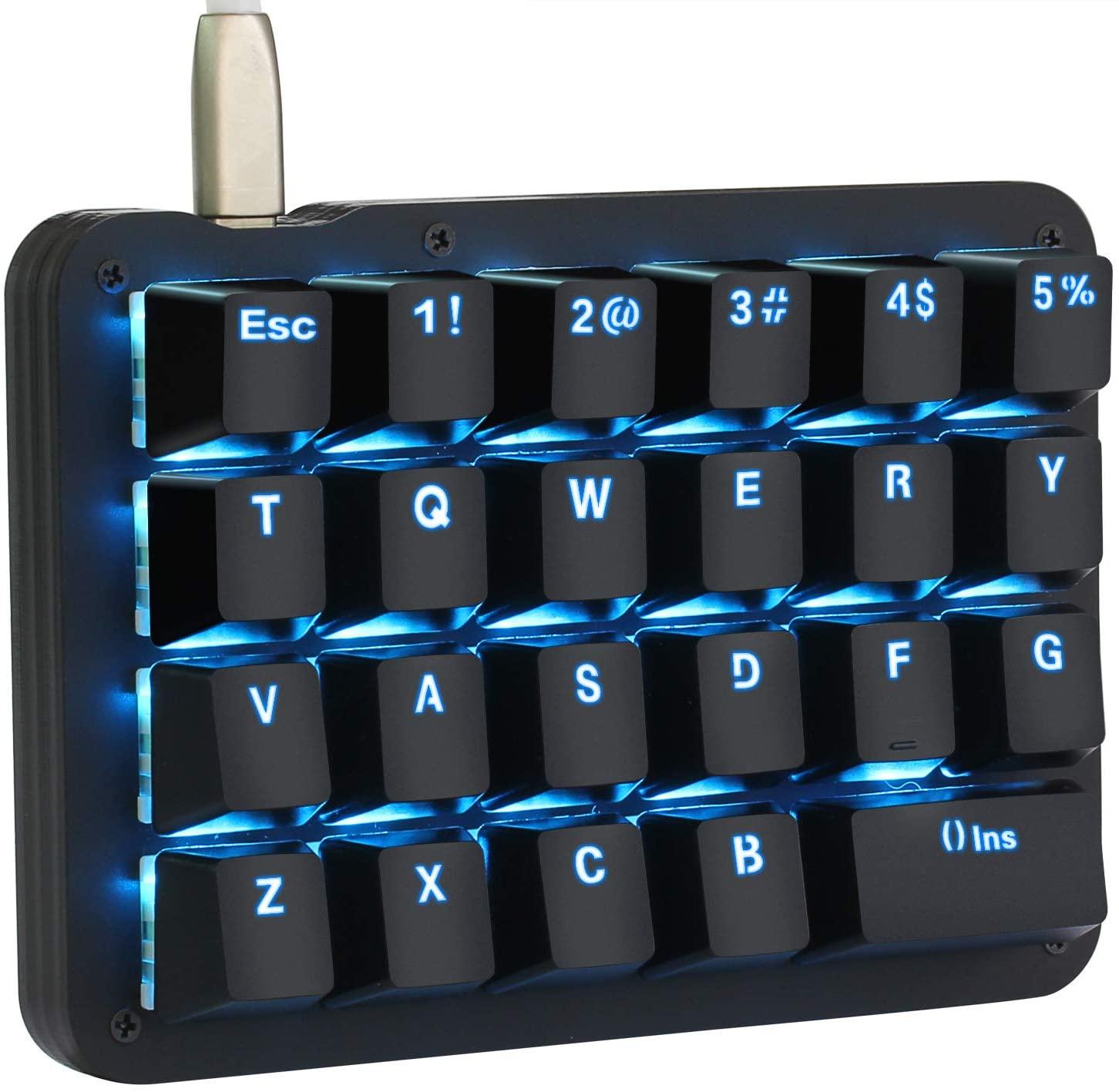 Koolertron one-handed keyboard