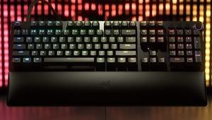 Razer's New Huntsman V2 Analog Keyboard Can CAPS LOCK WHEN YOU TYPE HARD