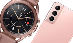 Save Over $100 On the Samsung Galaxy Watch 3 or Galaxy S21 Smartphone