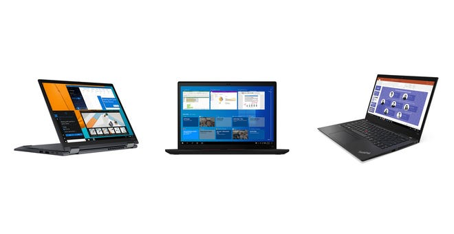 Lenovo's Latest Laptops Turn Themselves On When You Come Near