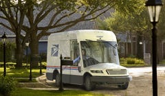 The New USPS Mail Truck is Sleek, Modern, and Potentially Electric