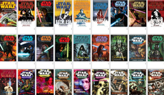 What We're Reading: The 'Star Wars' Novels Explore a Galaxy Far, Far Away