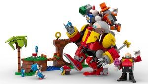 Gotta LEGO Fast! Sonic the Hedgehog Gets His Own LEGO Set