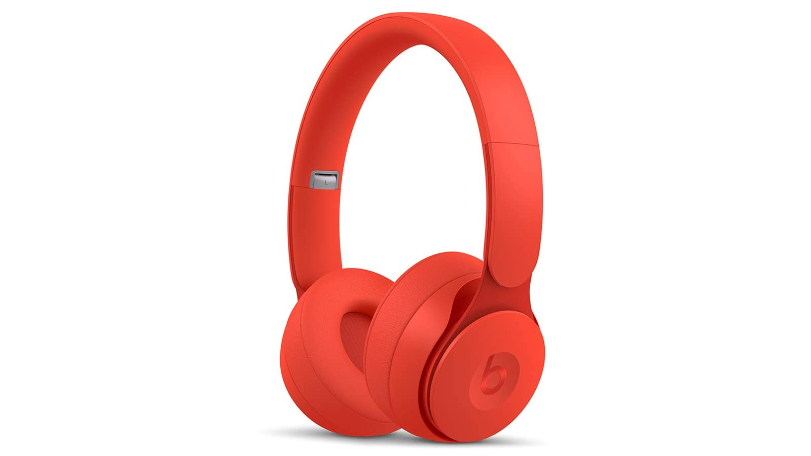 A picture of the Beats Solo Pro headphones.