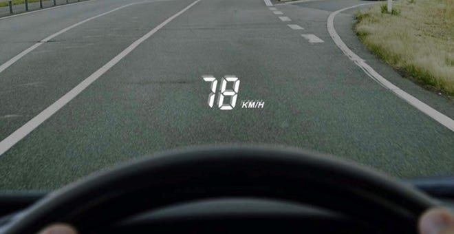 The Best Heads Up Displays for Your Car