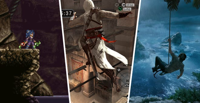 Games to Play While You Wait for the Delayed 'Prince of Persia' Remake
