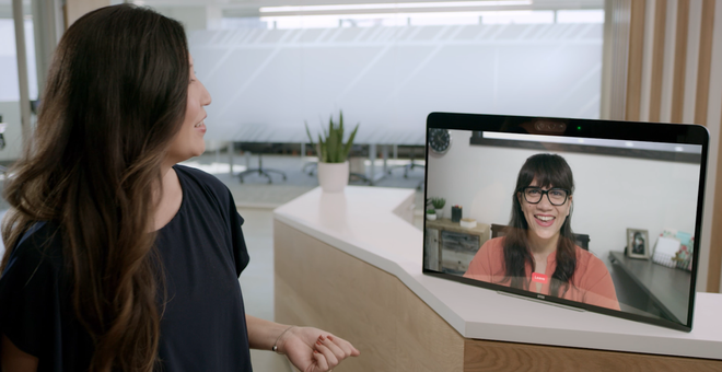 Zoom Imagines a 'Jetsons'-like Return to the Office