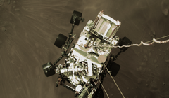 Watch Perseverance Rover Land, Then Drive It Around Your Home With an AR App