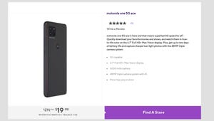 Just $20: Switch to Metro And Get a Motorola One 5G Ace for Dirt Cheap