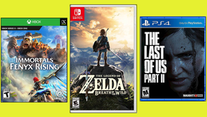 Stock Up on Video Games with Best Buy's President's Day Sale