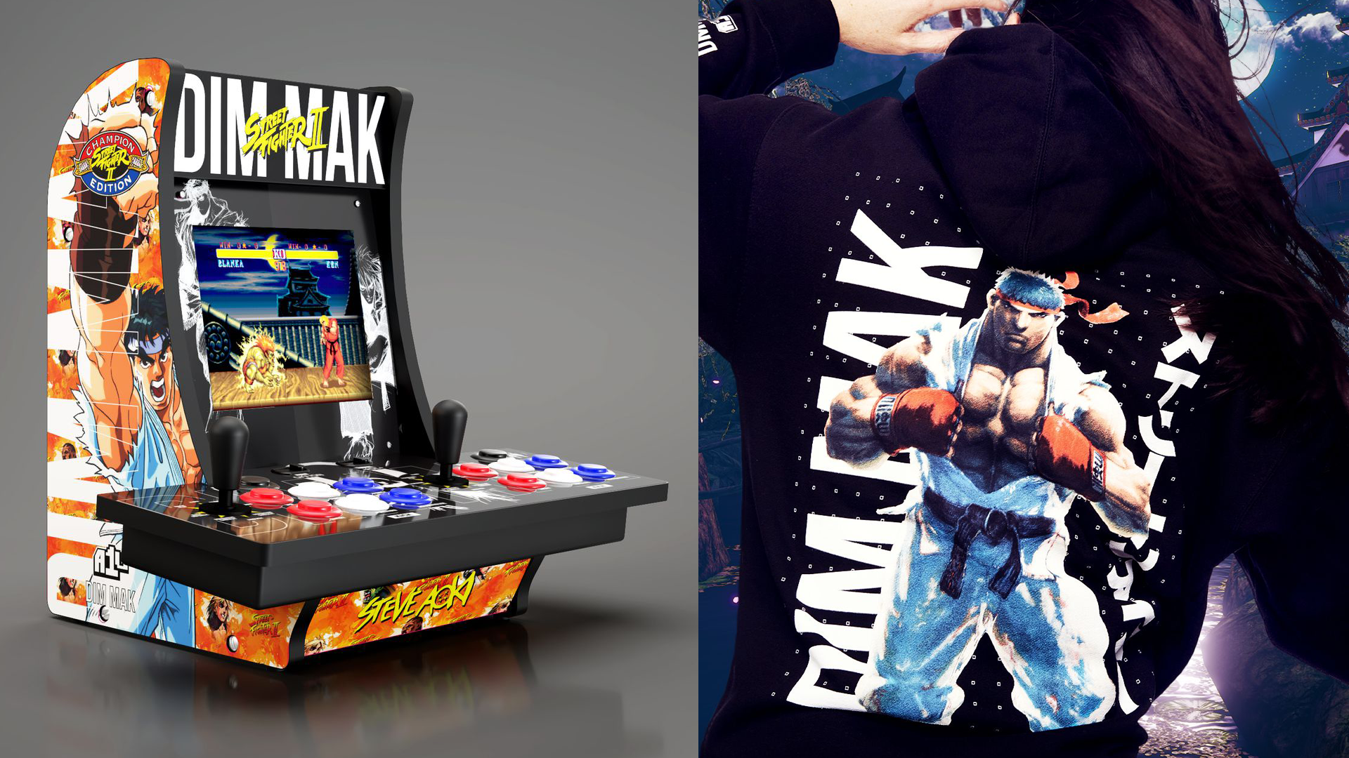 <p>Arcade1Up's Latest Collab Is a Limited-Edition 'Street Fighter' Counter-Cade thumbnail