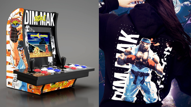 Arcade1Up's Latest Collab Is a Limited-Edition 'Street Fighter' Counter-Cade