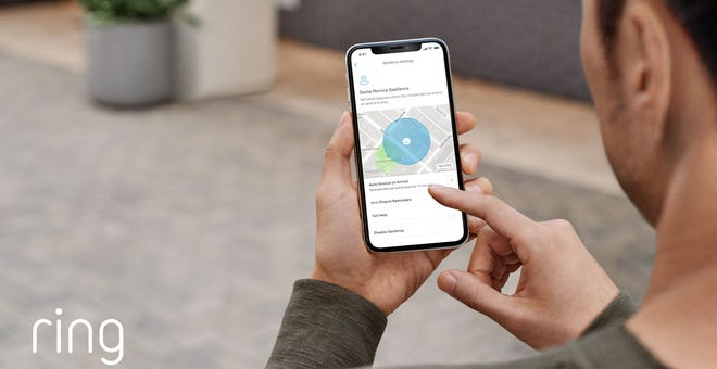 Ring's New Geofence Reminds You To Arm Your Security System When You Leave Home