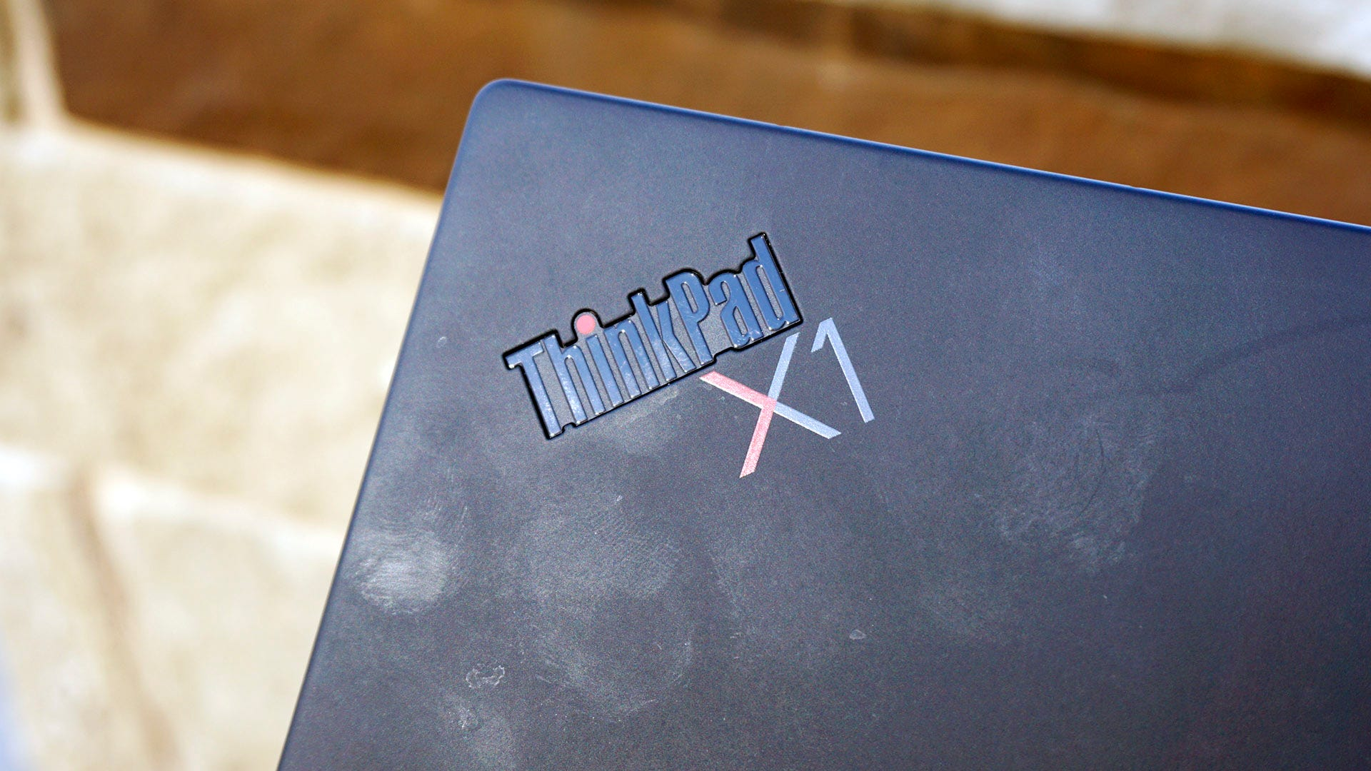 ThinkPad X1 Nano with fingerprints