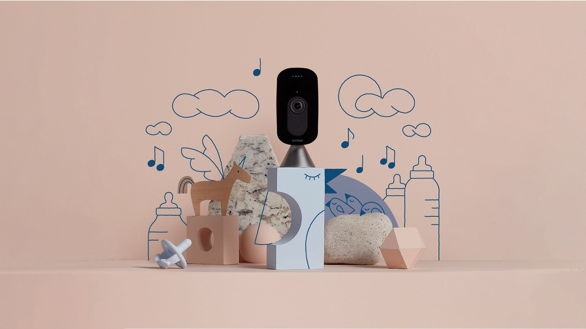 The ecobee SmartCamera Is Now Better at Being a Baby Monitor thumbnail