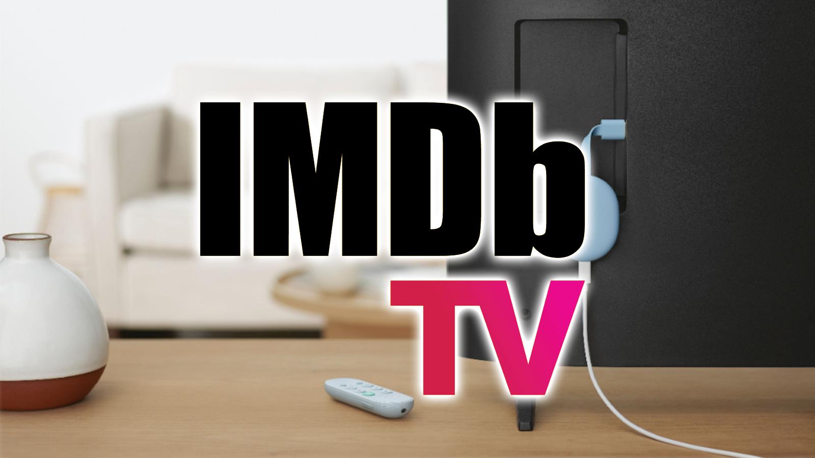 Amazon's Free IMDb Streaming Service Arrives on Chromecast with Google TV thumbnail