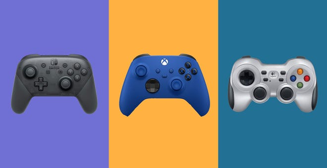The 7 Best Wireless Controllers for PC