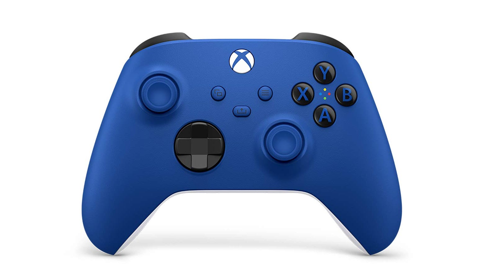 """Static Blue"" Xbox Wireless Controller"