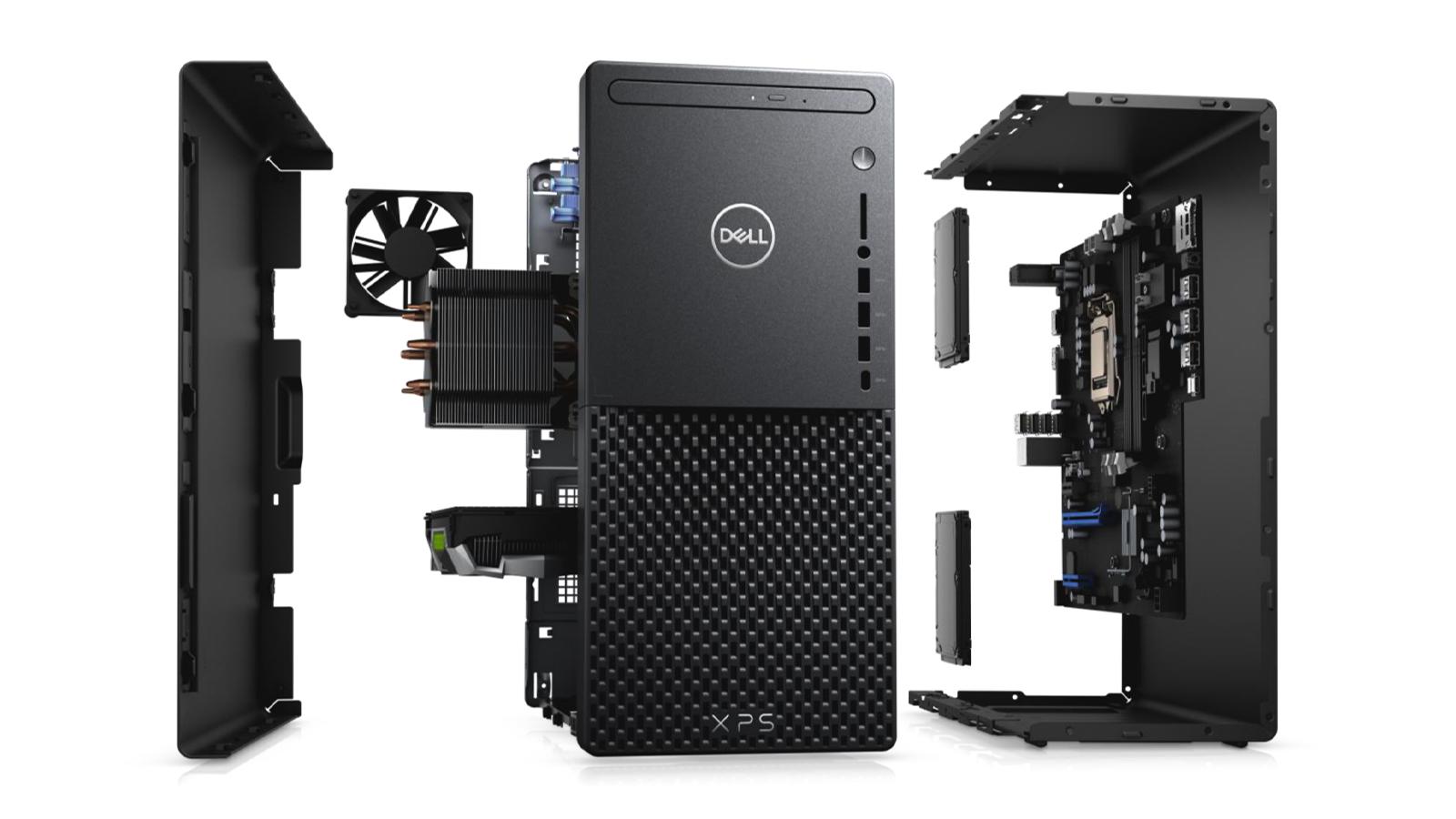 Dell's Latest Desktops