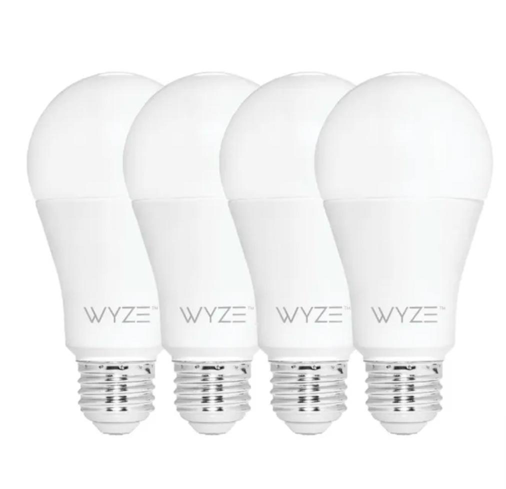 Wyze Bulbs (4-Pack)