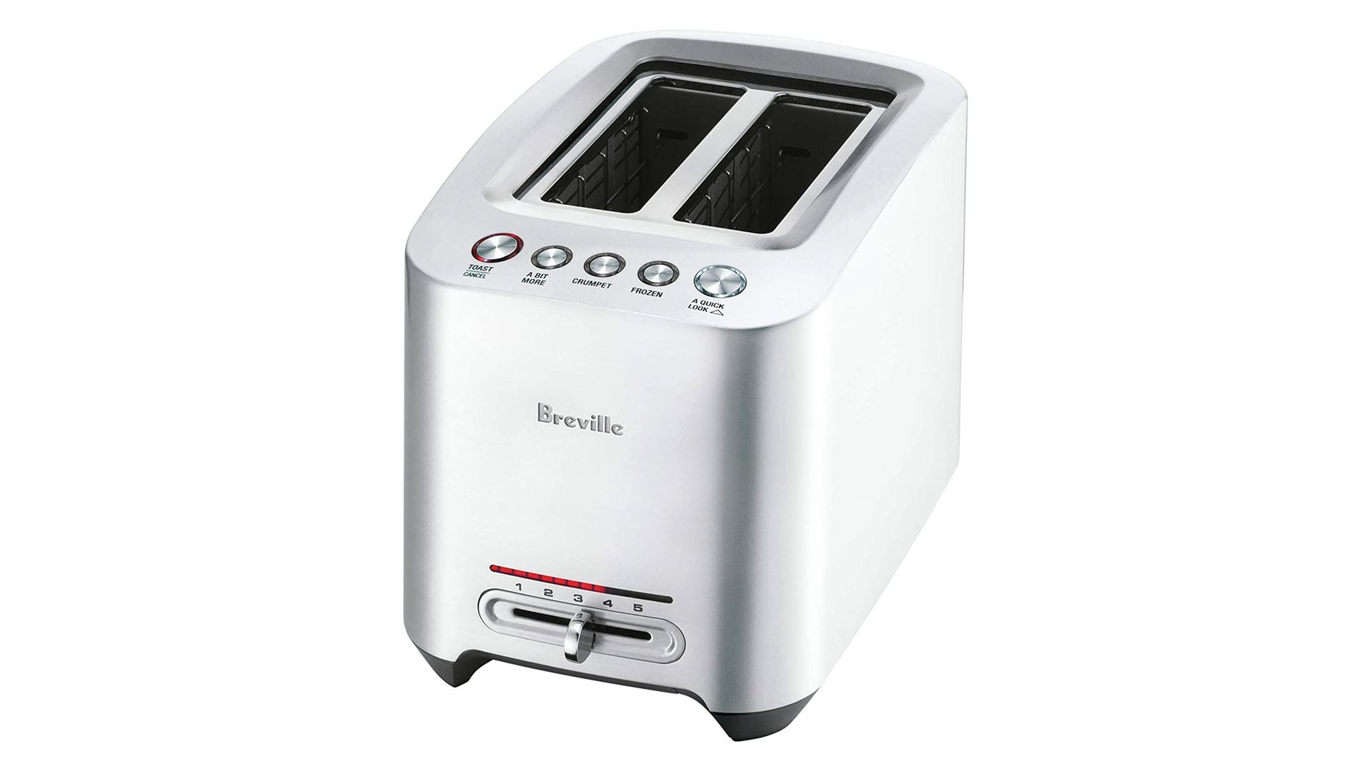 A Breville Two-slice toaster