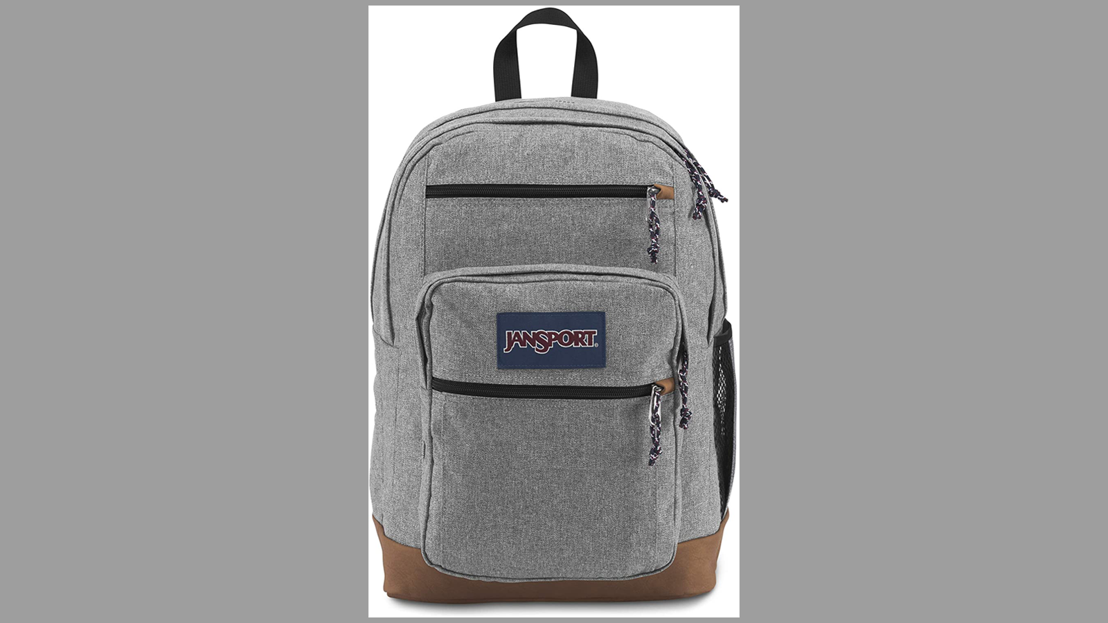 Store Your Laptop, Books, and Other Gear in the JanSport Cool Student Backpack