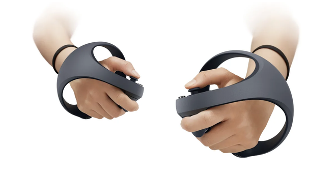 Sony's PS5 VR Controllers Put a Whole World in Your Hands