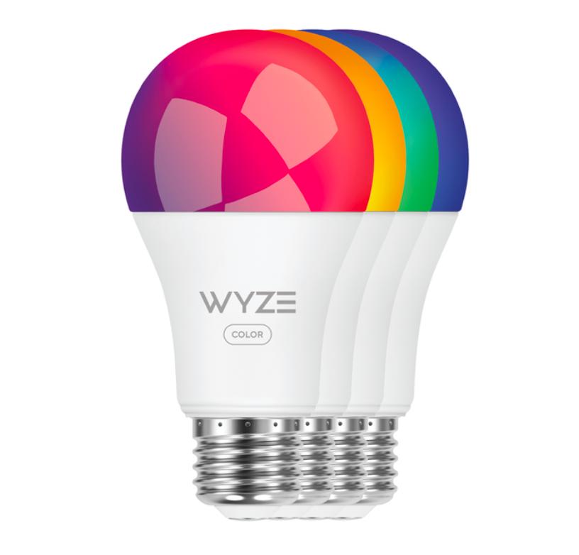 Wyze Bulb Color (4-Pack)