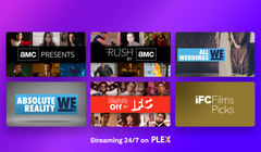 Plex Adds Free Live TV From AMC and Other Channels