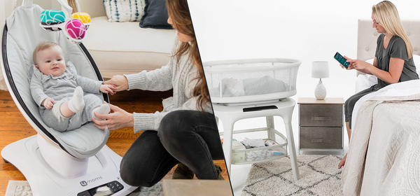 The Best Smart Gadgets for New Parents