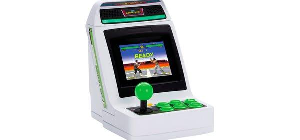 SEGA's Cute Little $139 Astro City Mini Arcade Will Get a Limited U.S. Release
