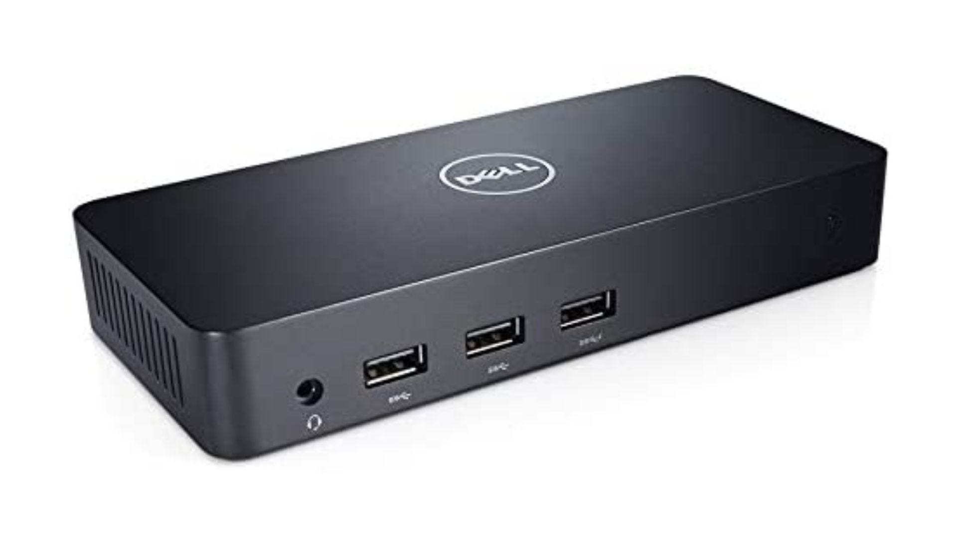 Dell USB 3.0 Ultra HD_4K Docking Station for Laptops