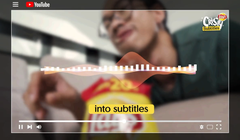 Lay's Browser Extension Turns on YouTube Captions When It Hears You Eating Chips