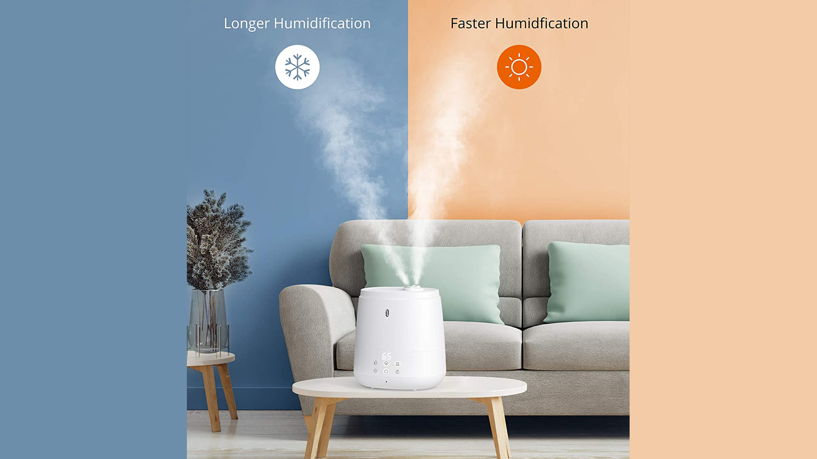 TaoTronics 6L Humidifier