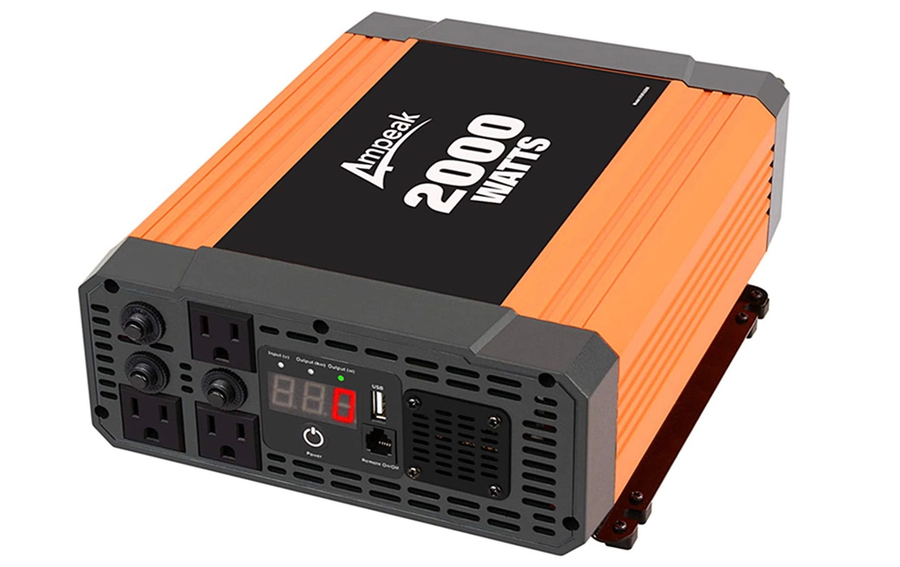 Ampeak Power Inverter