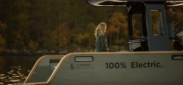 X Shore's $330,000 Electric Boat Goes Up for Sale in the U.S.