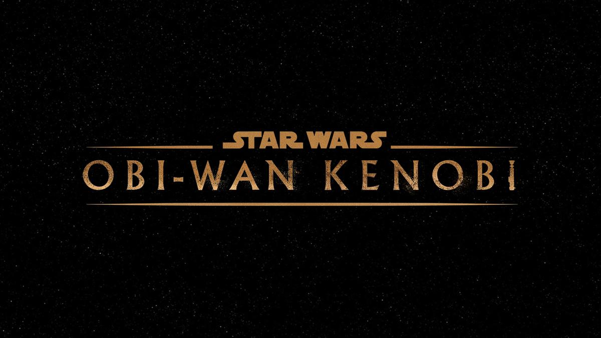 Logo for the upcoming 'Obi-Wan Kenobi' show
