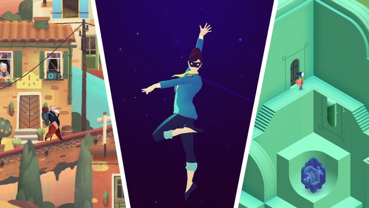 Les meilleurs jeux mobiles que vous pouvez battre en une seule séance