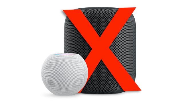 Apple's Original HomePod is Dead, Long Live HomePod Mini