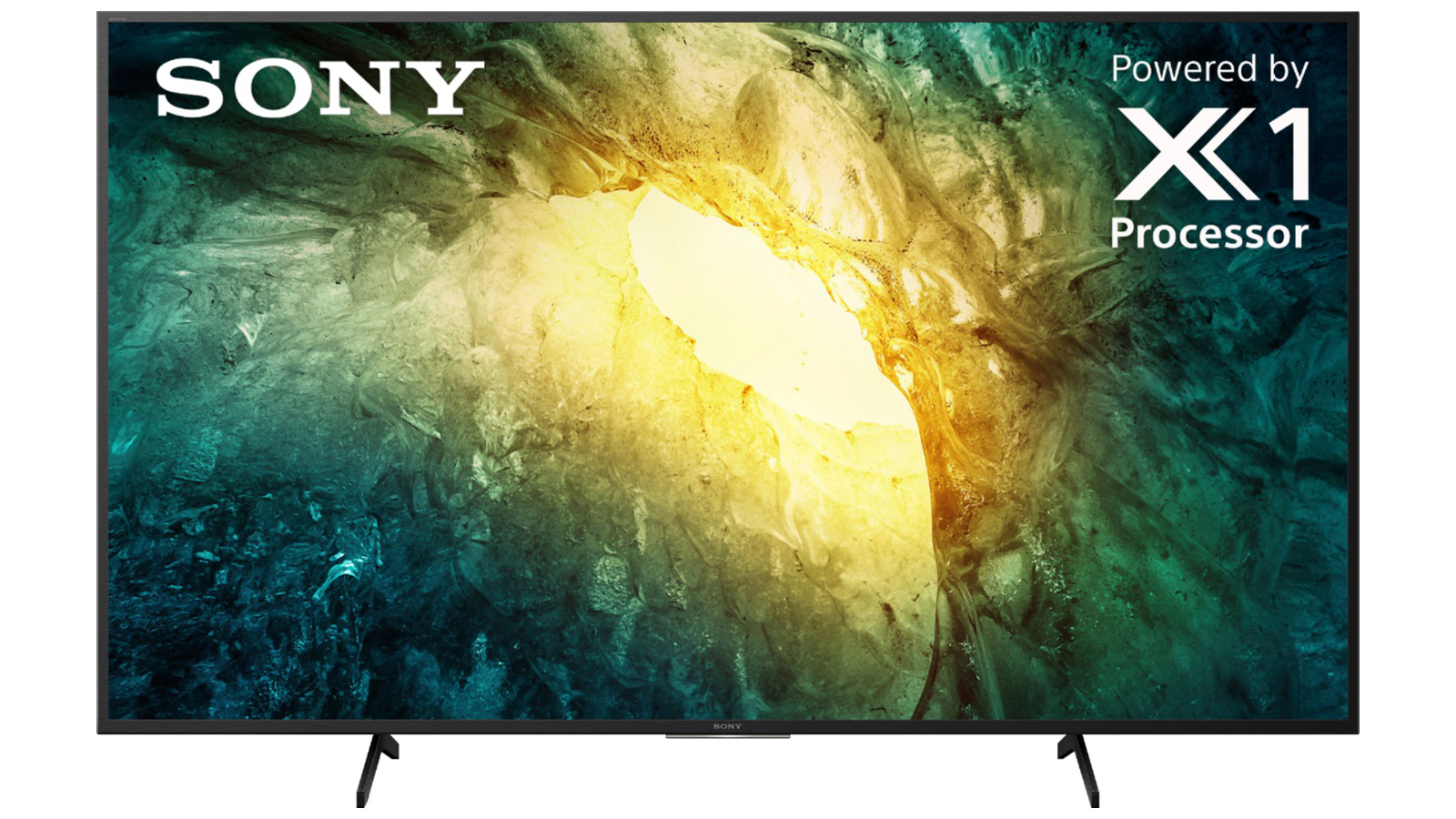Sony 55-inch Class X750H Series 4K LED Smart Android TV