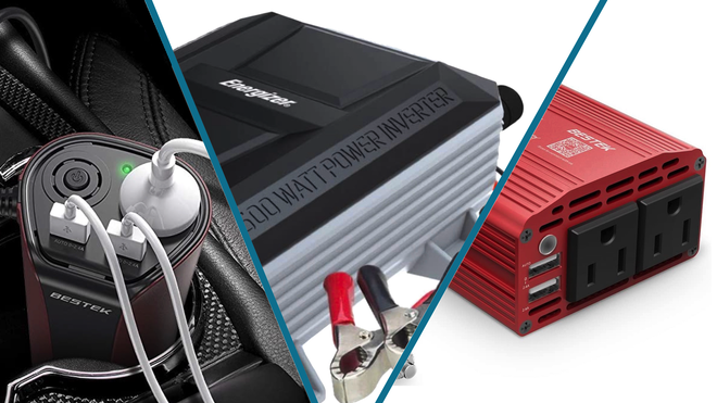 The 5 Best Power Inverters for Your Car