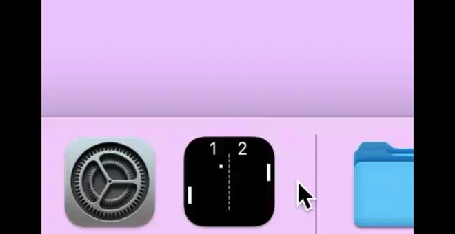 This Hero Made a Playable 'Pong' Icon for the macOS Dock