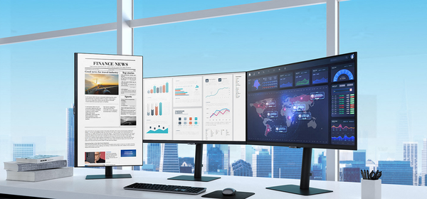 Samsung Announces 12 New HDR Monitors for Your Work-from-Home Setup