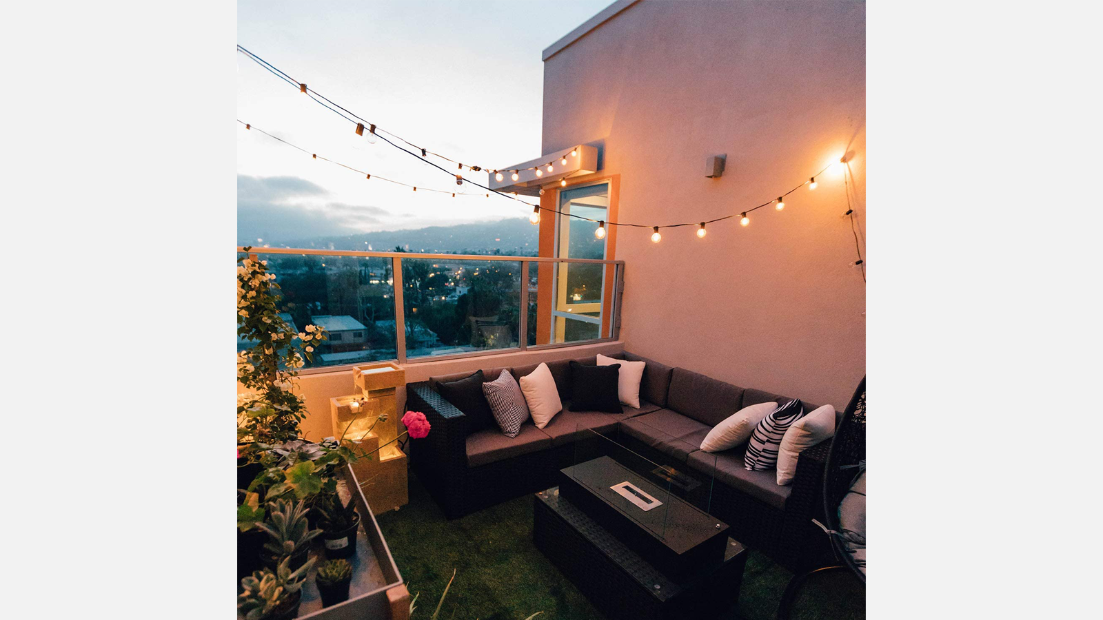 Light Up Your Outdoor Space with Stylish Edison Bulb String Lights
