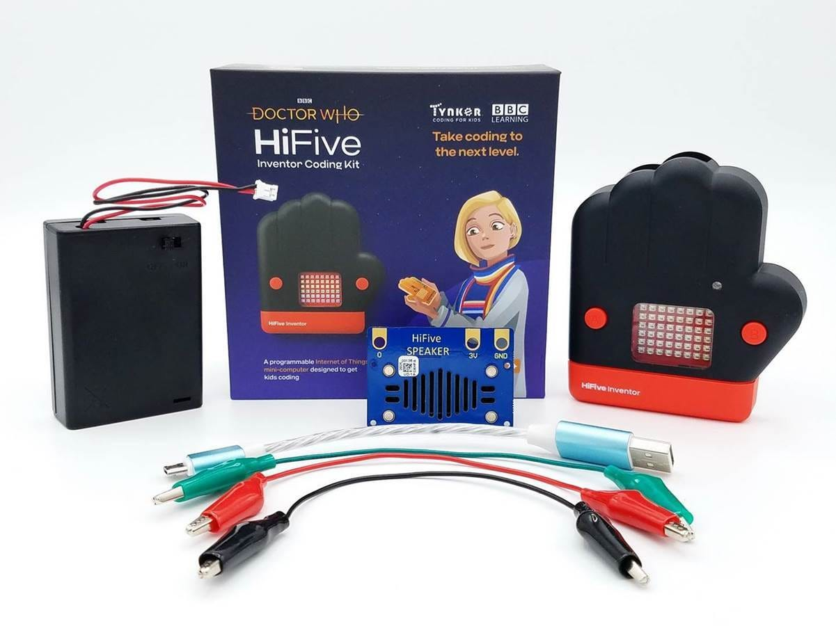 BBC Doctor Who HiFive Inventor Kit